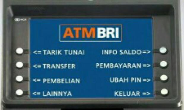 Cara Transfer Uang Dari ATM BRI ke BCA