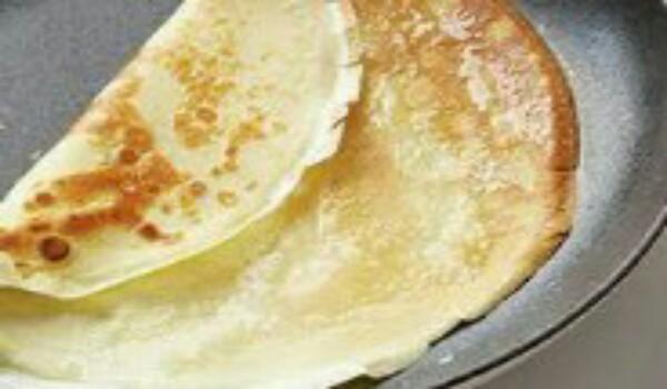 Resep dan Cara Membuat Crepes yang Garing dan Renyah