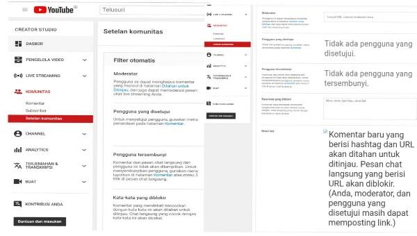 Cara Blokir Komentar Spam Secara Otomatis