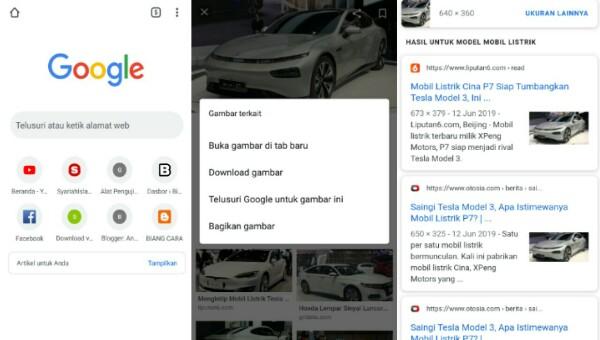 Cara Menggunakan Google Image Search di Android dan iOS
