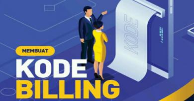 Cara Membuat Kode Billing