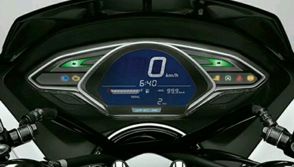 Daftar Kode Kerusakan Honda PCX 150