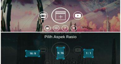 Cara Membuat Watermark Bergerak di Video Android