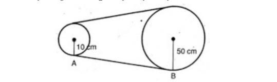 Sebuah Motor Listrik Memutar Roda A