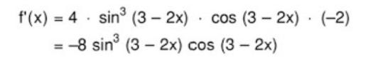 Turunan Pertama f(x)
