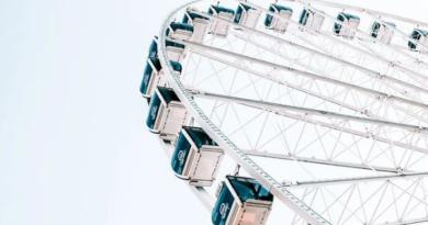 Sebuah Roda Berdiameter 40 cm