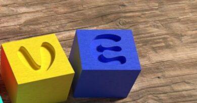 Balok A dan B terhubung dengan Katrol