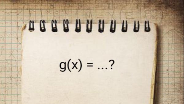 Tentukan g(x) Jika f(x) = x² + 6